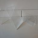 Acrylic tentstands
